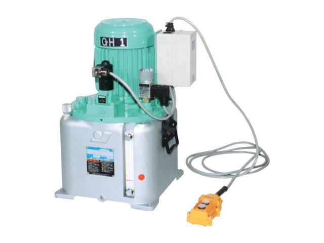 電動油圧ポンプの特長・選び方