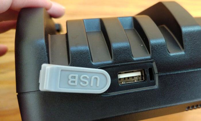 TD171DRGX付属DC18RF-USB