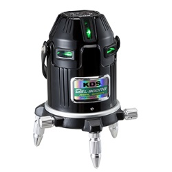 ムラテックKDS 高輝度レーザー墨出し器 電子整準方式 DSL-900RGRSA