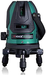 voice グリーンレーザー墨出し器