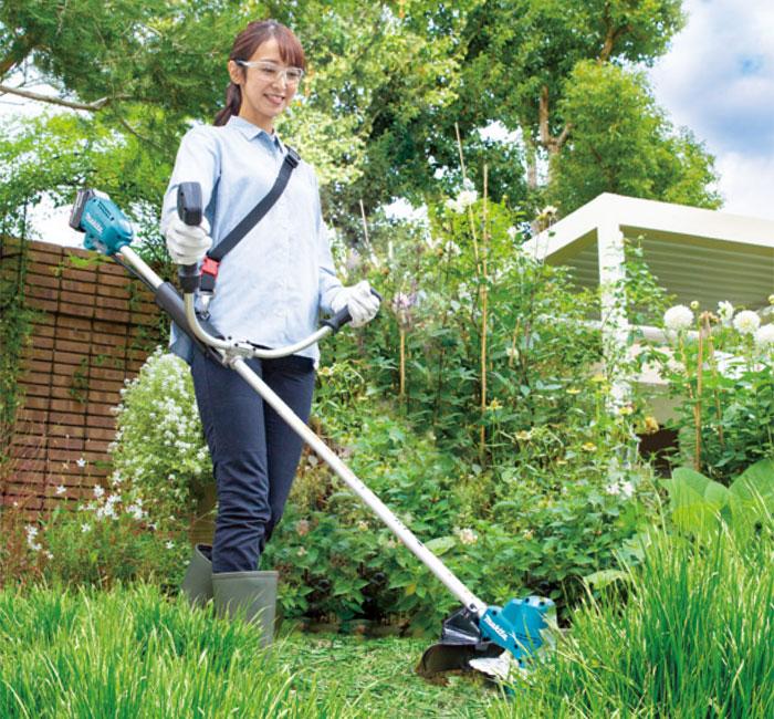 草刈り機 草刈り機のおすすめ9選。庭の手入れを便利に済まそう