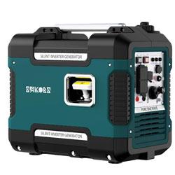 SAKOBS インバーター発電機 防音型 最大出力1.88Kw