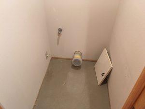 トイレ壁排水