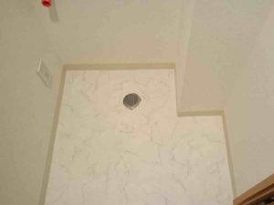 トイレ床排水