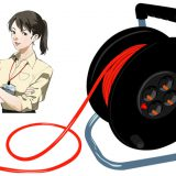 コードリール(電工ドラム)の選び方とおすすめ機種