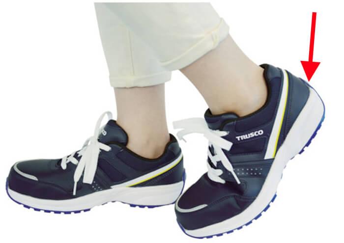 安全靴 ソール