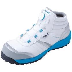 イグニオ(IGNIO) ハイカット安全靴 JSAA(A種) TGFセンタータイプ 耐滑ソール IGS1057TGF
