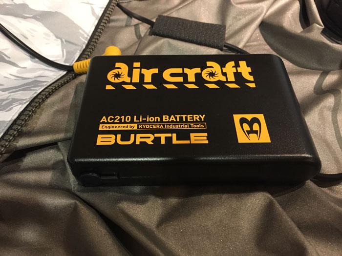 AC210-バッテリー