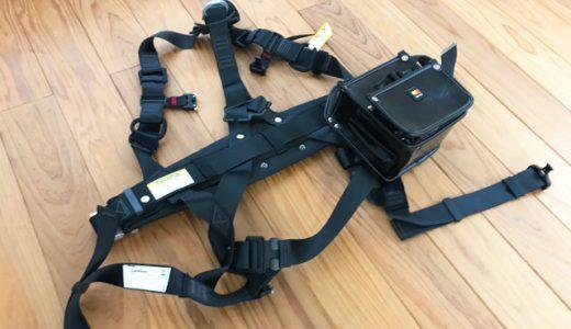 フルハーネス安全帯への腰道具セット方法【タジマ新規格品で検証】