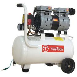 TrueTools 静音 オイルレス エアーコンプレッサー 20L TRTO-SC20L