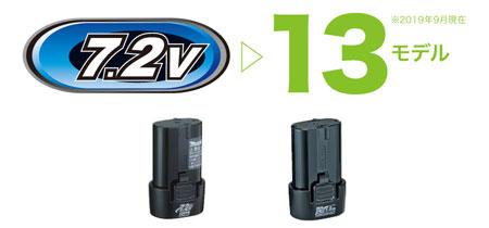 7.2Vシリーズ