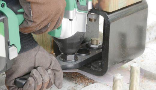 【締め付け作業の革命児】ANEXのオフセットアダプターを使えば、狭い場所でもラクチン作業で効率化