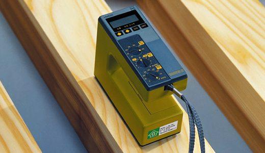 水分計ってどうやって選んだらいいの?高周波式と電気抵抗式の違い