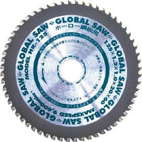 モトユキ チップソー グローバルソー(ホーロー鋼板用) HR1