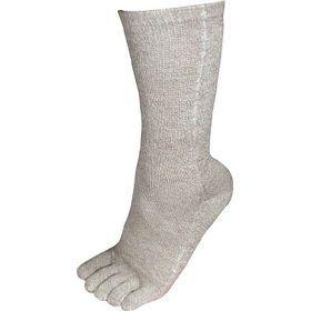 綿100% 5本指靴下