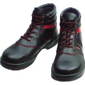 ハイカット・中編上靴タイプの溶接用安全靴