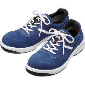 ベロア革の安全靴