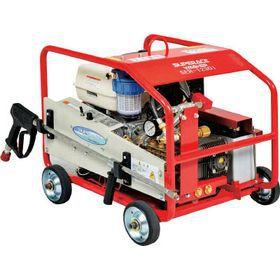 スーパー工業 ガソリンエンジン式高圧洗浄機SER-1230i SER1230I