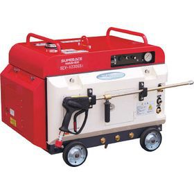 スーパー工業 エンジン式高圧洗浄機SEV-1230SSi(防音型) SEV1230SSI