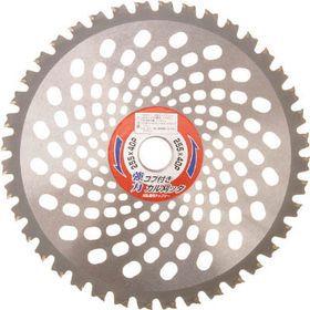 アイウッド 刈払機用チップソー強力コブ付カル刈ッタ(一般草刈り用) 9813