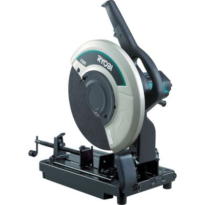 リョービ 高速切断機(ワンタッチバイスタイプ・二重絶縁タイプ) 355mm C3561