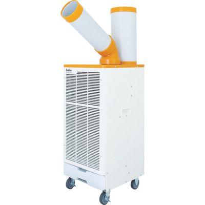 スポットクーラー 業務用 排熱ダクト用