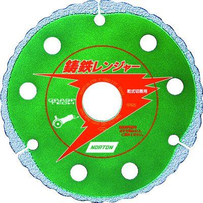 サンゴバン ダイヤモンドカッター鋳鉄レンジャー(乾湿兼用) 22100