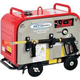 スーパー工業 ガソリンエンジン式高圧洗浄機SEV-2108SS(防音型) SEV2108SS