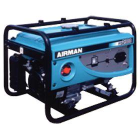 北越工業 AIRMAN ガソリンエンジン発電機(フレーム) HP2300