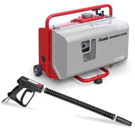 アサダ 防音型 エンジン式 高圧洗浄機 8/100GS HD0810S