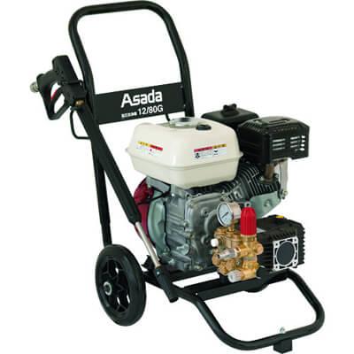 アサダ エンジン式 高圧洗浄機 12/80G HD128