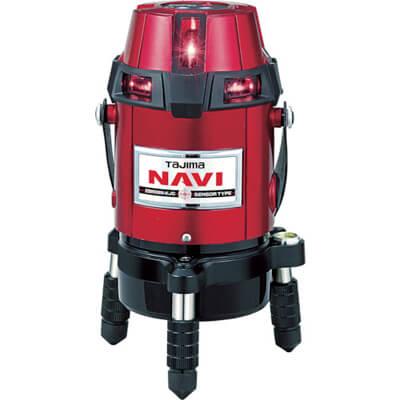 タジマ NAVI(追尾)高輝度センサー墨出し器 ZEROSN-KJC