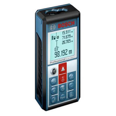 ボッシュ データ転送レーザー距離計 GLM100C