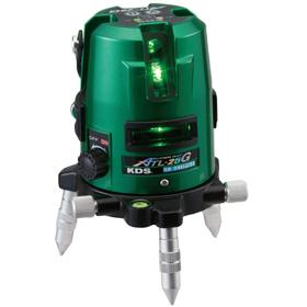 ムラテックKDS 高輝度グリーンレーザー墨出器 ATL-25G