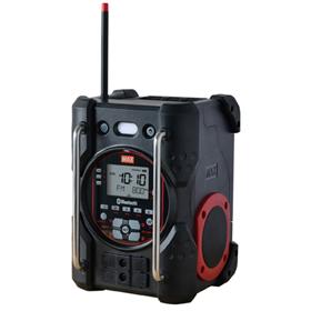 マックス 充電式オーディオ タフディオ AJ-RD431