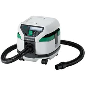 日立工機 電動工具用集じん機 連動付 乾湿両用 8L RP80YB