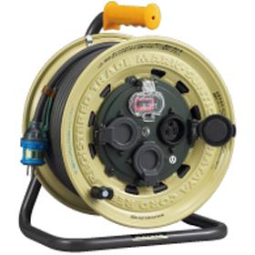 ハタヤ BX-331K 漏電遮断機付(設置付) 長さ:30m3.5mm2極太電線仕様