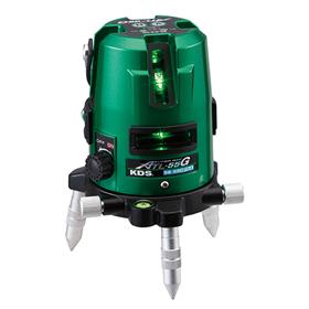 ムラテックKDS 高輝度グリーンレーザー墨出器 ATL-55G