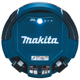 マキタ 18V 充電式ロボットクリーナー(バッテリー、充電器別売) RC200D