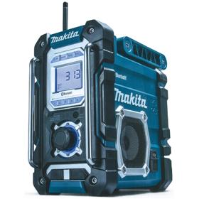 マキタ 充電式ラジオ Bluetooth対応 バッテリー・充電器別売 MR108