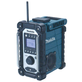 マキタ 充電式ラジオ シンプルタイプ MR107