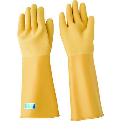 重松 化学防護手袋GL-11-37