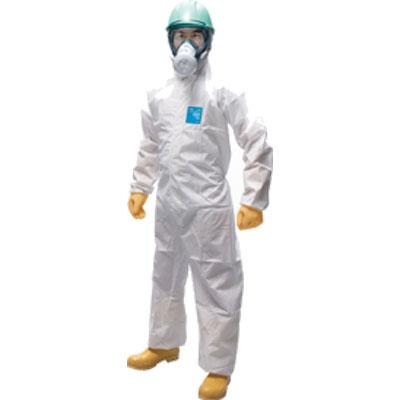 重松 全身化学防護服MG1500