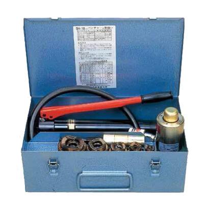 泉精器 手動油圧式パンチャー SH-10-1シリーズ