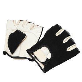 藤原産業 セフティ-3 刈払機用防振手袋 半指 643474