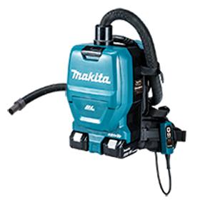 マキタ 36V(18V+18V)充電式背負い集じん機 (バッテリー、充電器別売)※充電工具接続用 VC260DZSP