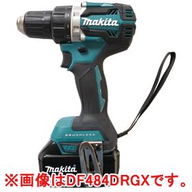 マキタ 14.4V 充電式ドライバードリル DF474D