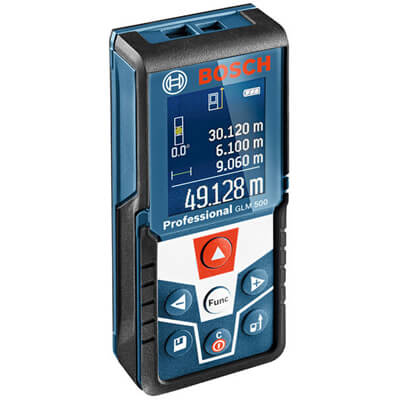 ボッシュ GLM500 レーザー距離計