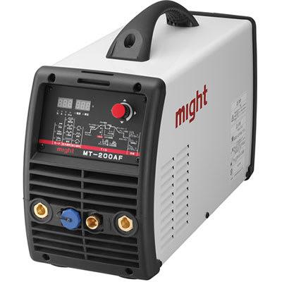 マイト工業 100V/200V兼用 交流/直流TIG溶接機 MT-200AF