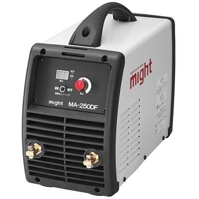 マイト工業 デジタル直流インバータ溶接機 MA-250DF